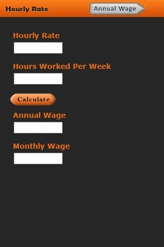 Salary Rate Calculator