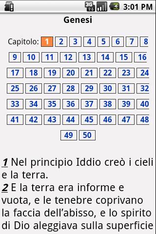 【免費書籍App】La Sacra Bibbia (Italiano)-APP點子