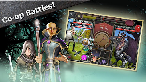 quests-sorcery for android screenshot