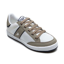Armani Two Tone Trainer JUNIOR TRAINER