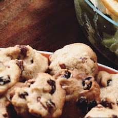 Pecan-Raisin Drop Cookies