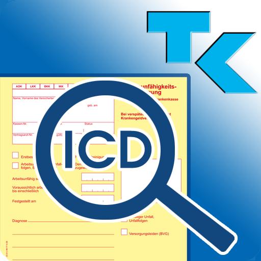 ICD-10 Diagnoseauskunft LOGO-APP點子