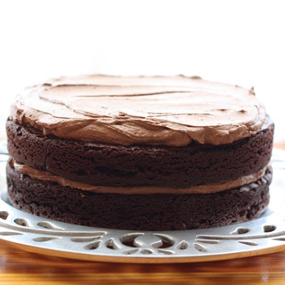 Unforgettable Chocolate Quinoa Cake
