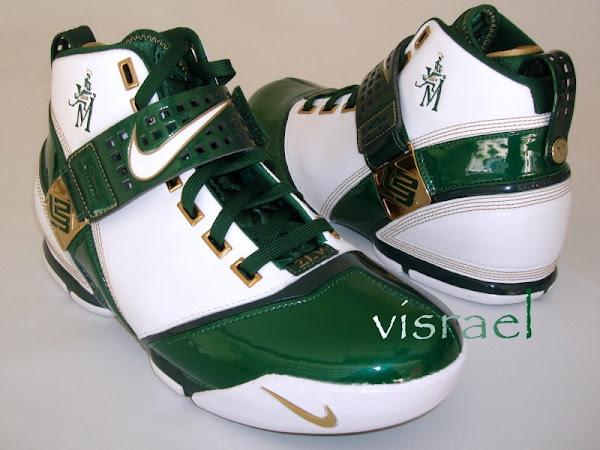 Ultimate SVSM Nike LeBron Collection from Visrael