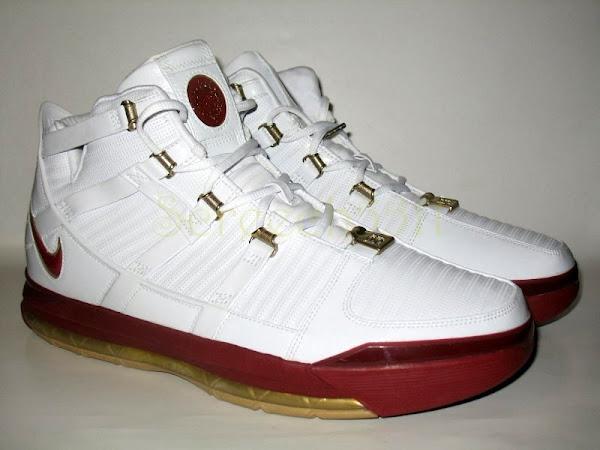 Reminiscent of Zoom LeBron III 8211 Nike Zoom Soldier II
