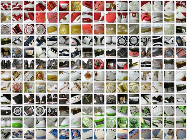 New Gallery Complete Nike Zoom LeBron V Showcase
