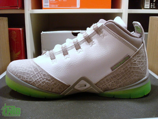 LeBron Zoom Soldier II HoH Exclusive Dunkman Showcase