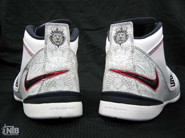 Special Nike Zoom Soldier II Pack for Beijing Olympic Games