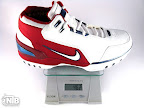 lebron1 first game gram Weightionary