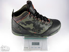 lebrons soldier 2 camo gram Weightionary