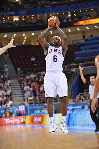 USA Basketball Squad Dominates Germany and Finishes Pool Field
