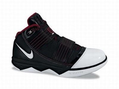 Rood Zwart James Wit Shoes Lebron 5 Deel Nike 6aaxZf