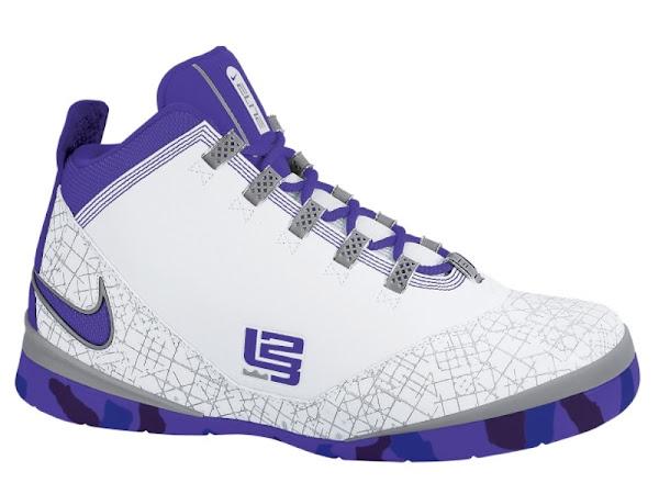 New Team Bank Nike Zoom Soldier IIs Elite Basketball