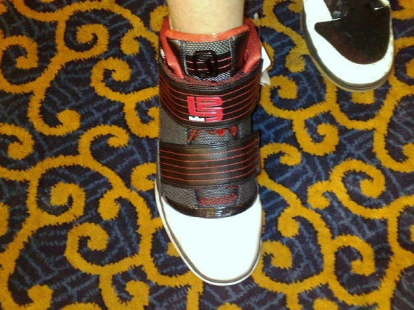 Another Look at the 2009 Nike Zoom Soldier III 8211 Real Pics