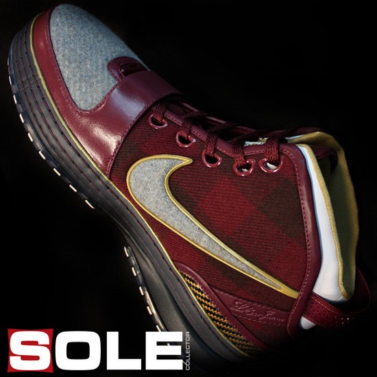 The LEBRONS 8211 8220Wise8221 Nike Zoom LeBron VI First Look