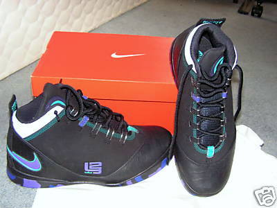 Summit Lake Hornets Nike Zoom LeBron Soldier II Mens
