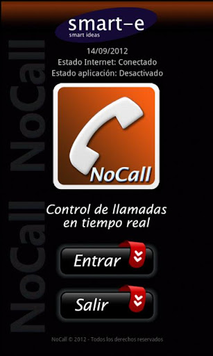 Full control of outgoing calls