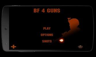 Screenshot of BF 4 Guns