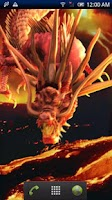 Screenshot of Sky Dragon Lava Trial