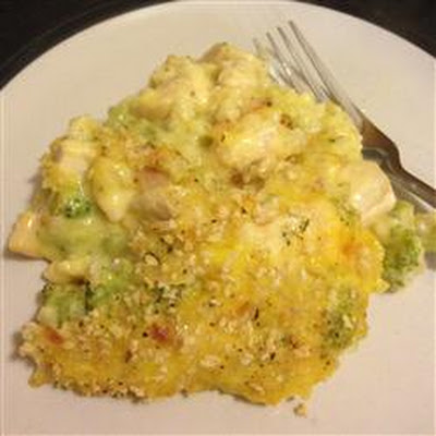 Easy Chicken and Broccoli Casserole