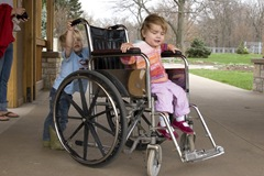 eldon ruby wheelchair