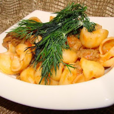 Meat Goulash With Macaroni