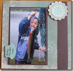Scrapbooking pages 010