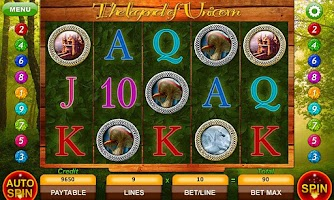 Screenshot of SLOTS FREE (5 SLOT MACHINES)