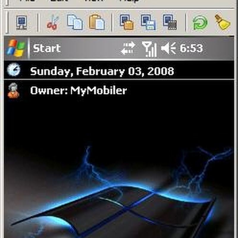 Control Windows Mobile devices through your PC with MyMobileR