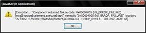 autodial-error