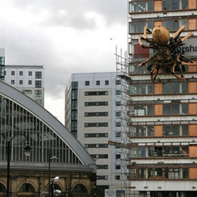 Britain's 50 Foot Spider