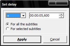 subtitle2-setdelay