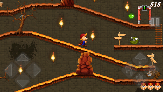 Marv The Miner 3: The Way Back apk screenshot