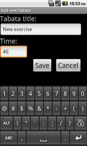 【免費運動App】Extended Tabata-APP點子