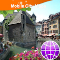 Annecy Street Map icon