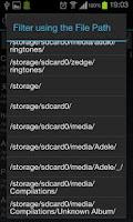 Screenshot of Ringtone Randomizer