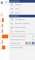 Screenshot of ING Direct France