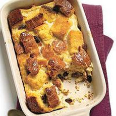 Coconut Cornbread Pudding