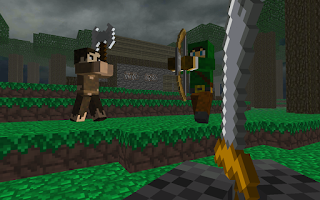 Screenshot of Block Warfare: Medieval Combat