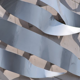 Tide by Susan Myers - Abstract Patterns ( sculpture, charleston, south carolina aquarium, soc )