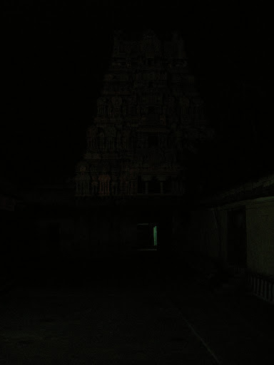 Trichy Sri Jambukeshwara temple, power cut