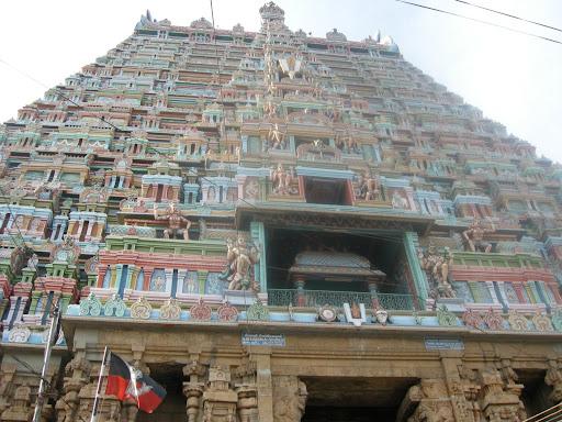 Sri Ranganathaswamy temple, Trichy, Gopuram