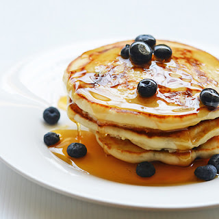 Blueberry pancakes | Blueberry pancake