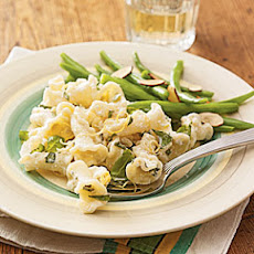 Ricotta and Lemon-Basil Pasta