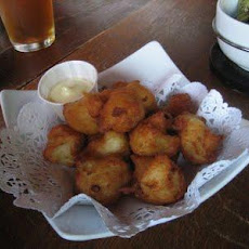 Deep Fried Mashed Potatoes