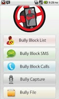 Screenshot of Bully Block