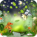 App Fairy Tale Live Wallpaper APK for Kindle