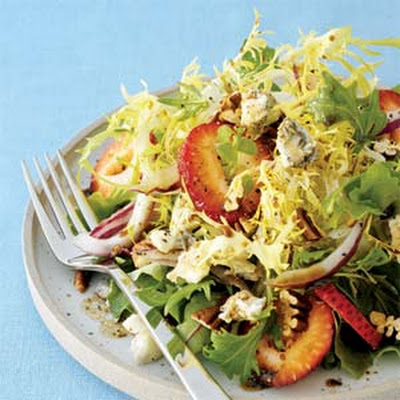 Strawberry Fields Forever Salad
