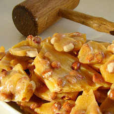 Peanut Butter Brittle