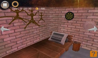 Screenshot of RoomEscape-MountainChamberFree